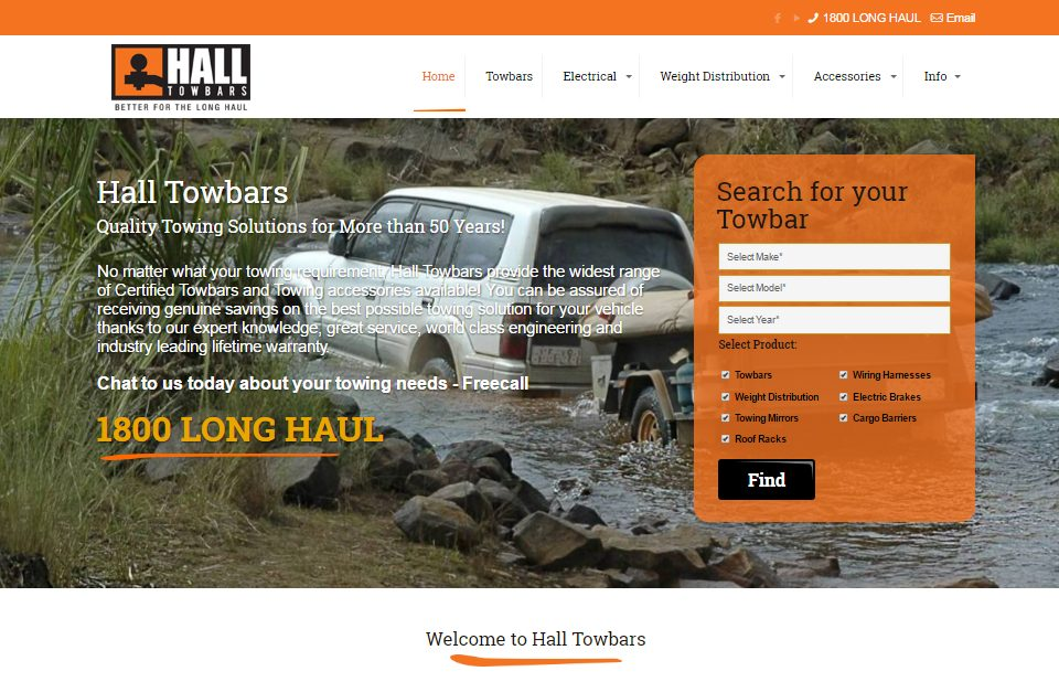 Hall Towbars