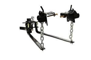 Milford weight distribution hitch
