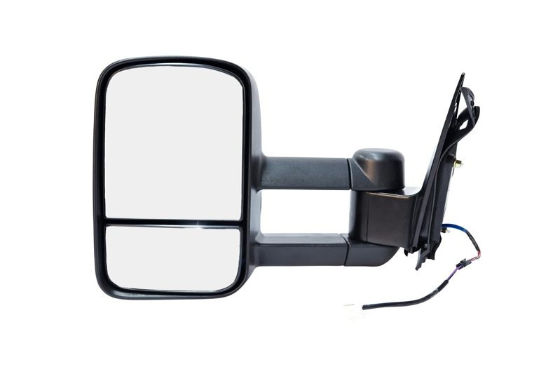 Do I really need extended mirrors when towing a caravan?