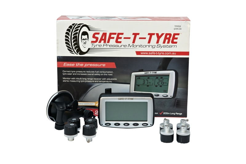 Tyre Pressure Monitor