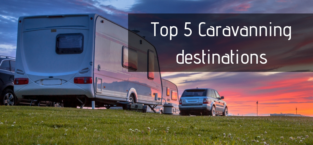 Our top five caravan destinations in South Australia