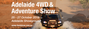 Adelaide 4WD Adventure Show & Hall Towbars