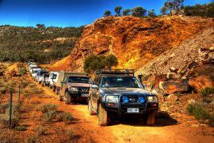 4WD Outback Caravan