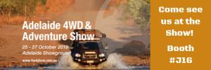 4WD Show Towbars Adventure