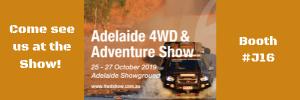 4WD Adventure Show Hall Towbars