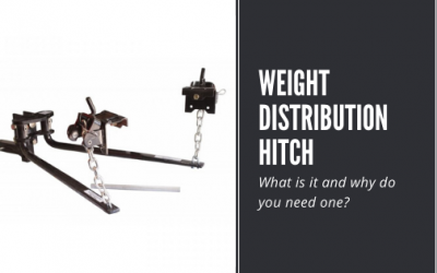 What is a Weight Distribution Hitch and why do I need one?
