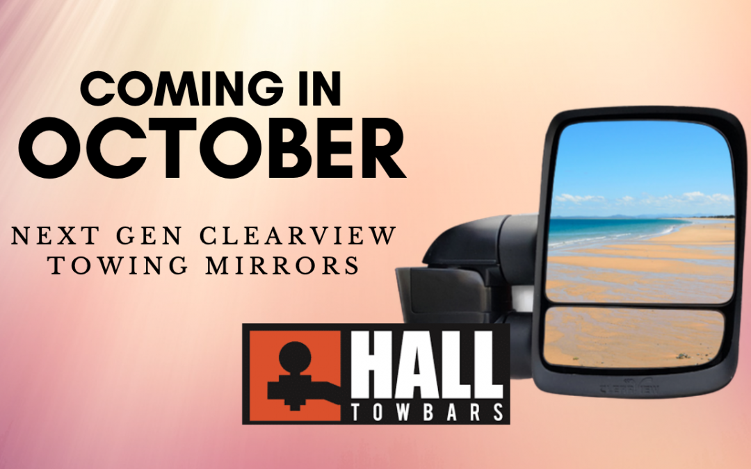 New Clearview Mirrors coming in October