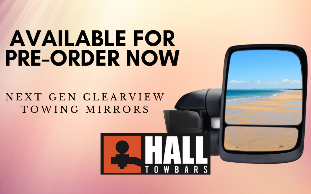 New compact Clearview towing mirrors available now