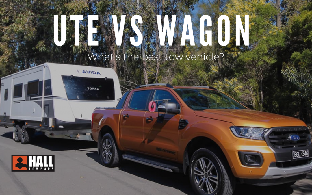 Ute vs Wagon – which is the best towing vehicle in Australia?