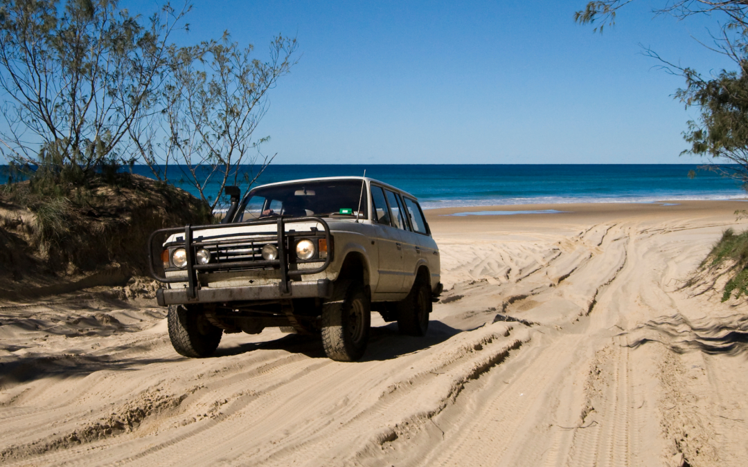 Beginner tips for off road driving
